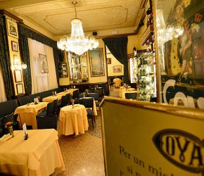 This picture shows a view inside the pasticceria Cova in Via Montenapoleone in Milan, the day after it was announced that LVMH, the world's largest luxury goods group, bought a majority stake in the company on June 28, 2013. LVMH said they will develop the brand internationally. AFP PHOTO / GIUSEPPE CACACE        (Photo credit should read GIUSEPPE CACACE/AFP via Getty Images)