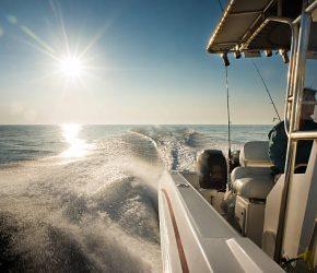 Boat captain.
