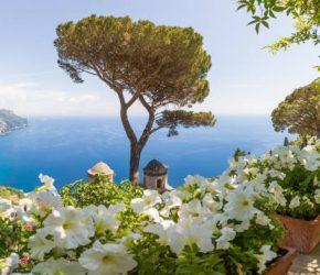 Ravello, Amalfi Coast, Sorrento, Salerno, Campania, Italy